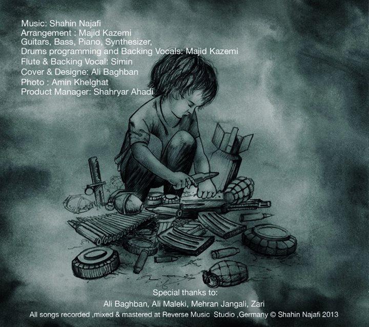 Shahin Najafi - Tramadol _Album 2013